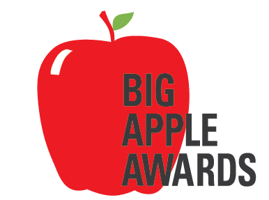 The Big Apple Awards Logo
