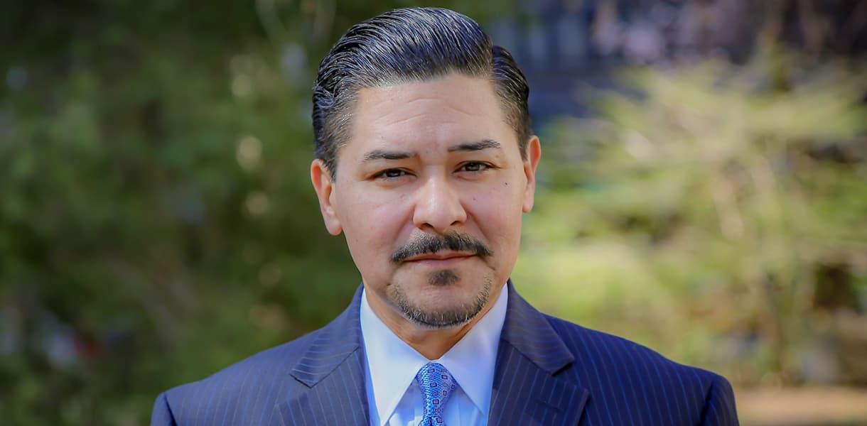 NYC DOE Chancellor Richard Carranza Portrait