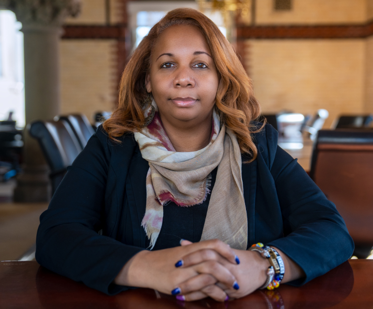 NYC Schools Chancellor Meisha Porter