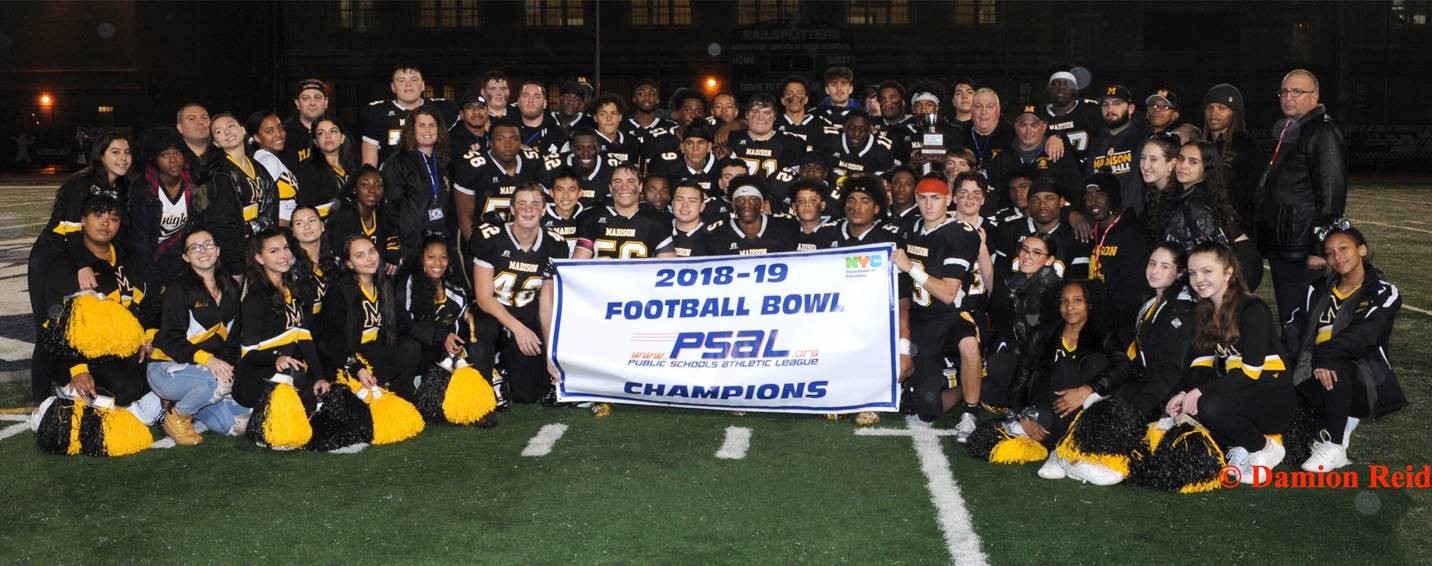 Champions of Football Bowl