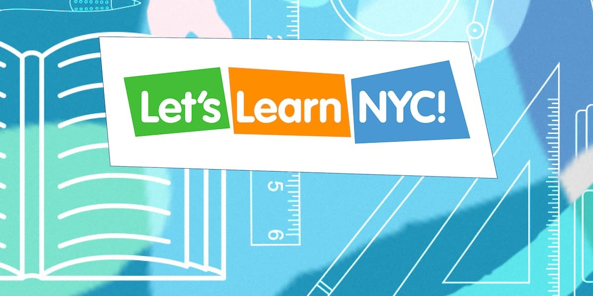 Let's Learn NYC in partnership with Channel 13