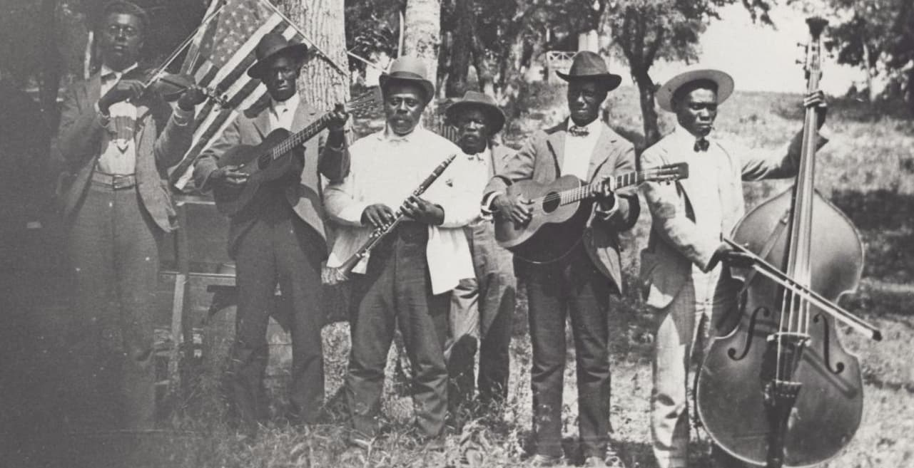Emancipation_Day_Celebration_band,_June_19,_1900